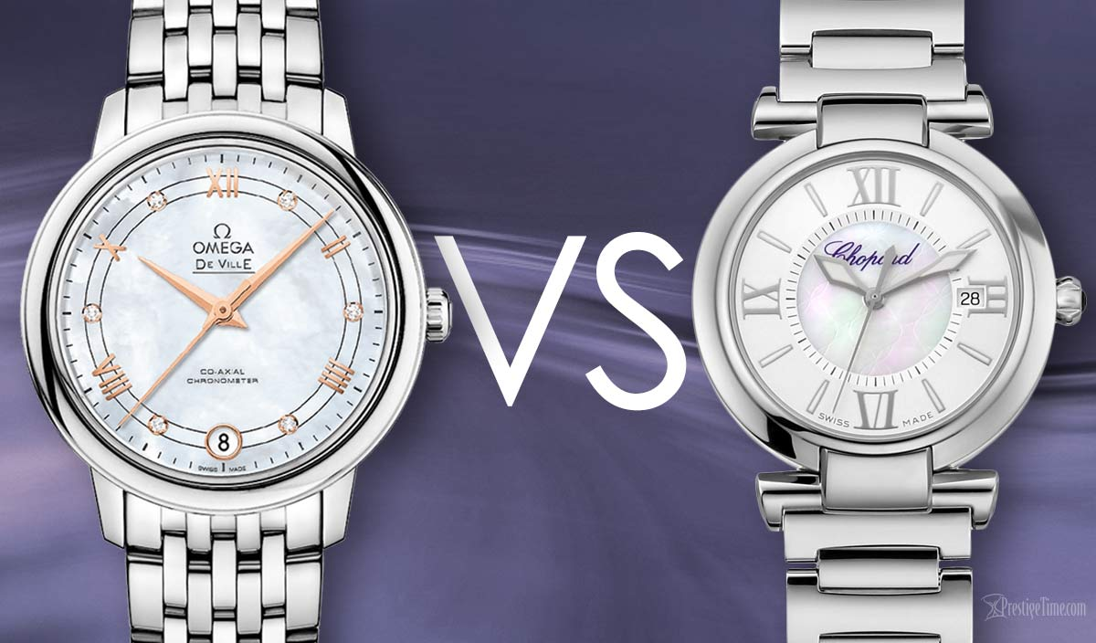 Omega VS Chopard: Which is the Best?
