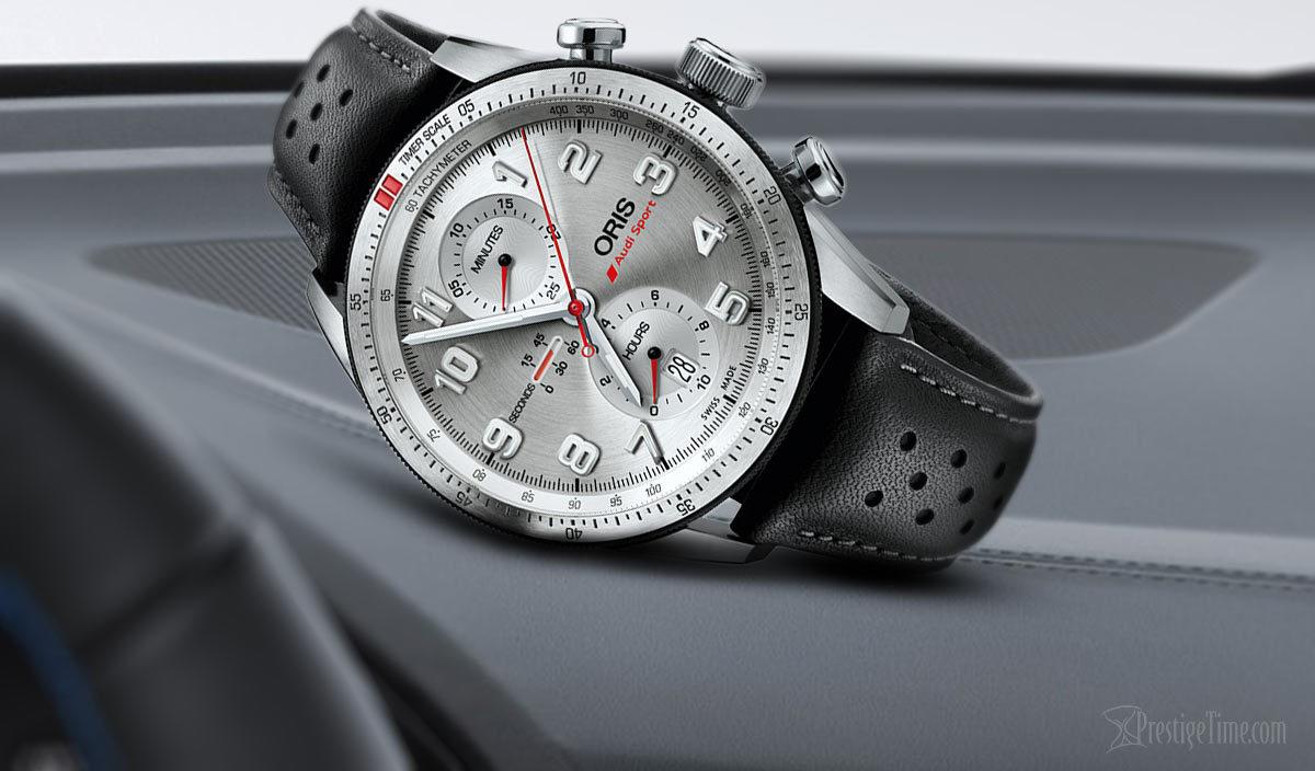 9d38fdb41 Oris Audi Sport 1 Watch 01 774 7661 7481 Set