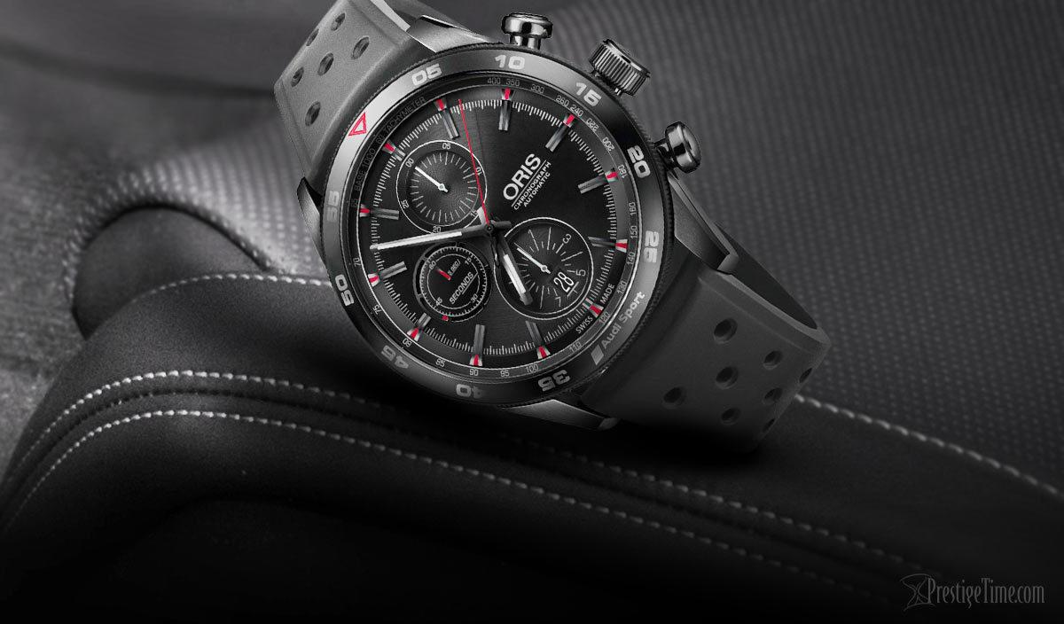 8a40ad3eb Oris Audi Sport 3 Watch 01 774 7661 7784 Set RS