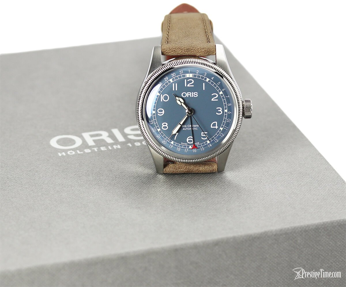 Oris Big Crown Pointer Date 01 754 7741 4065 07 5 20 63 Review