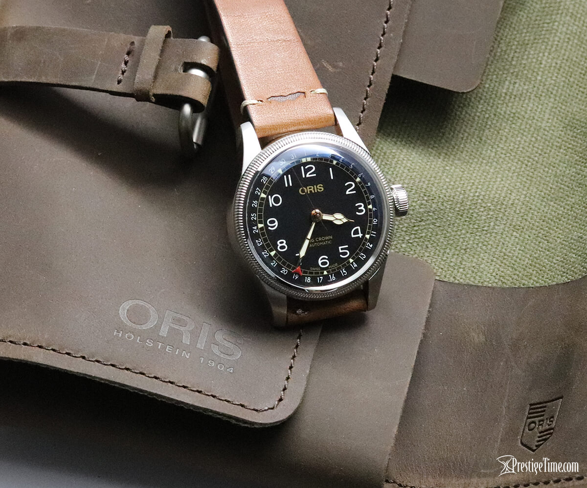 Oris Big Crown Pointer Date Movember Edition Review