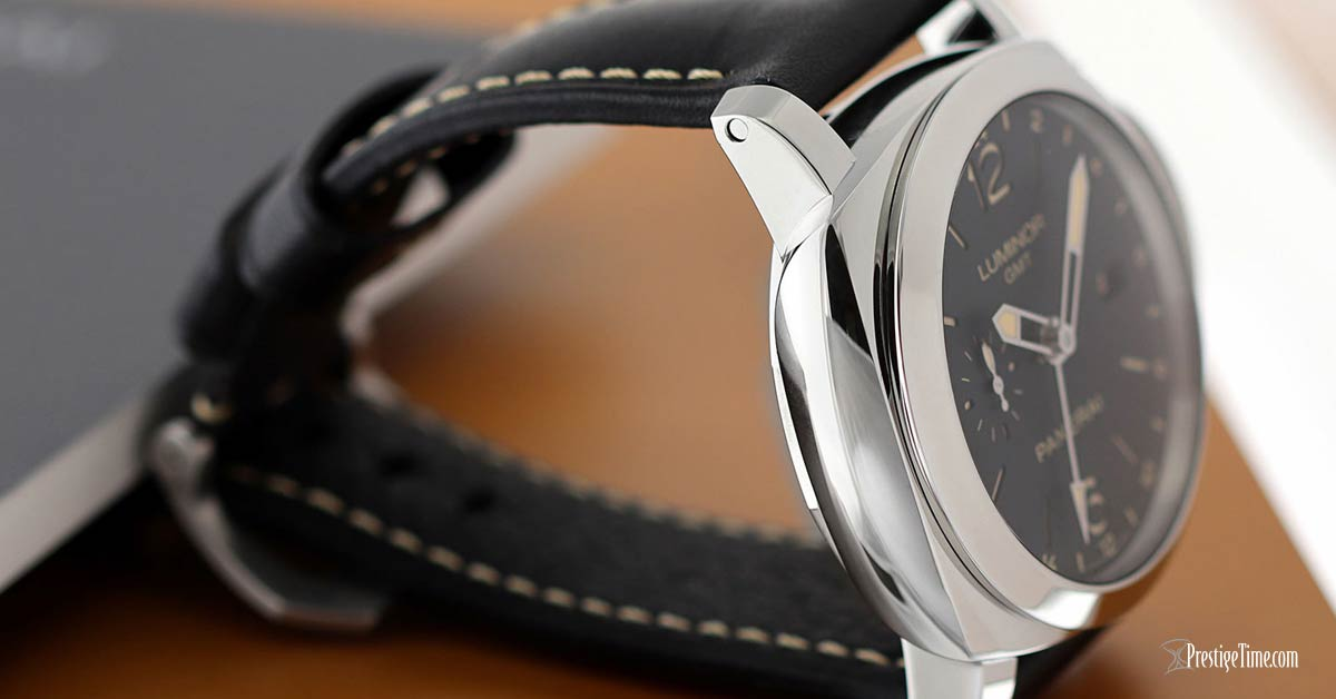 Panerai Luminor GMT 44mm pam00531 case thickness