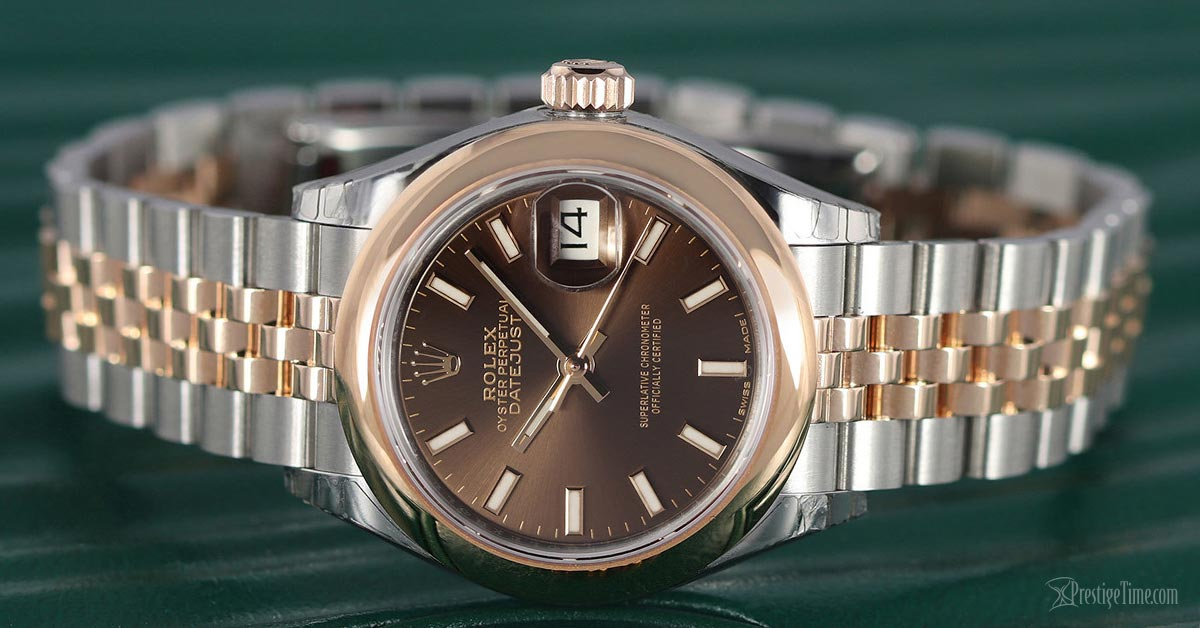 Rolex Lady Datejust 28mm 279161 Review