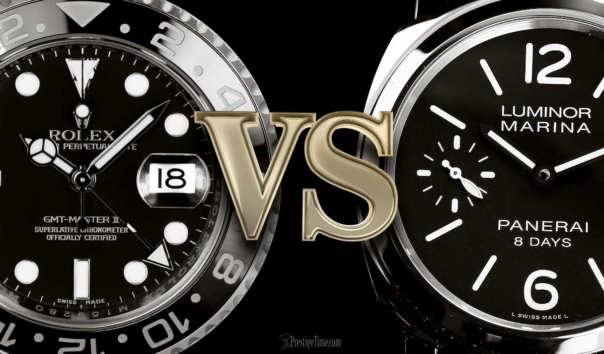 Rolex VS Panerai: Which is Best?