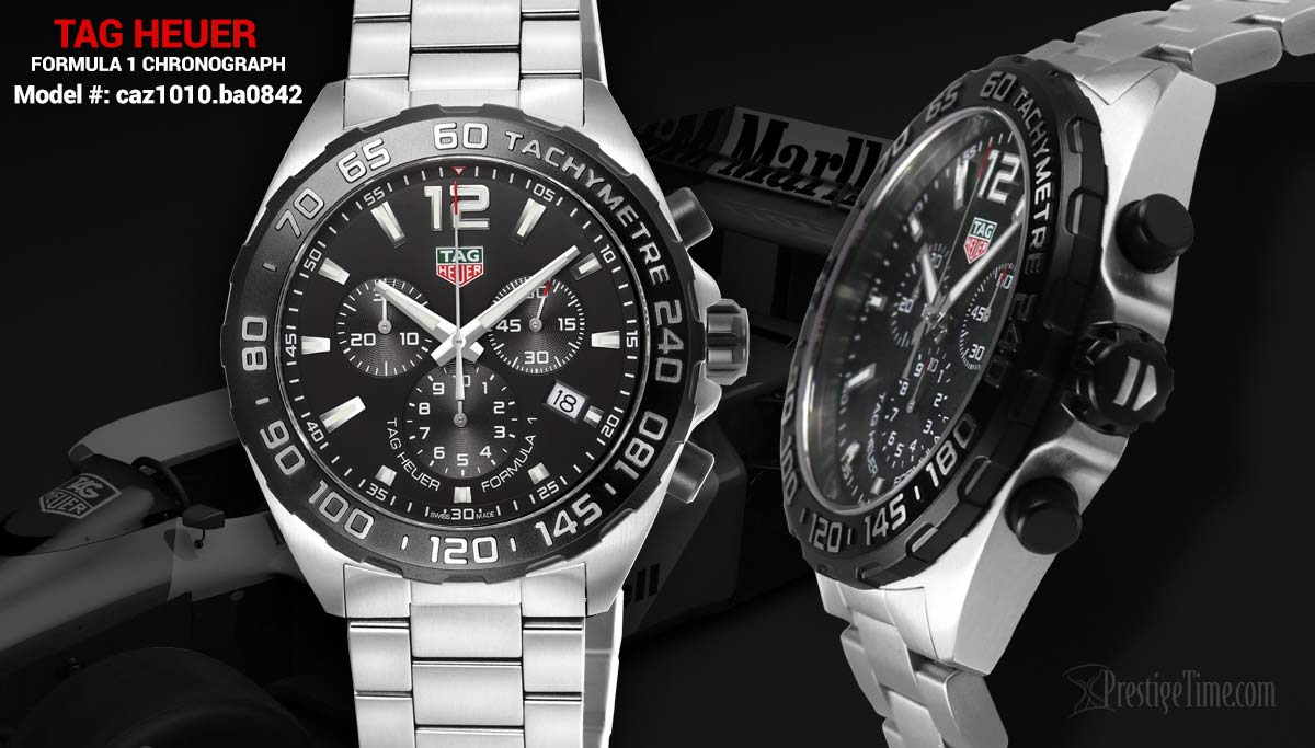 28b13127ed7 Full Review of the 3 Most Popular TAG Heuer Watches for 2019