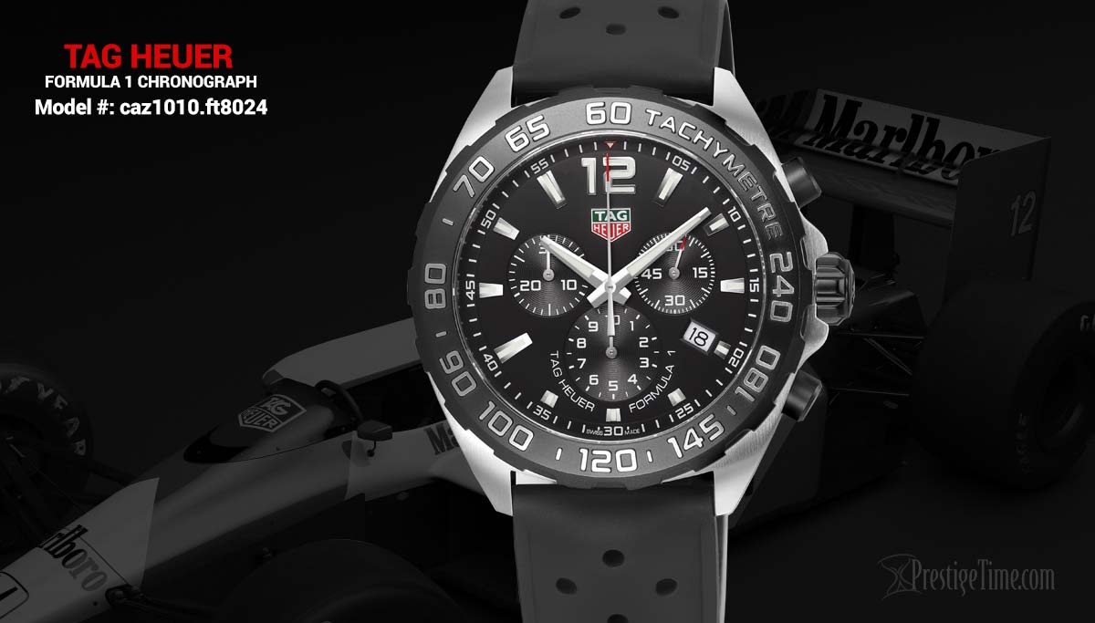 7e43a2dd20be Full Review of the 3 Most Popular TAG Heuer Watches for 2019