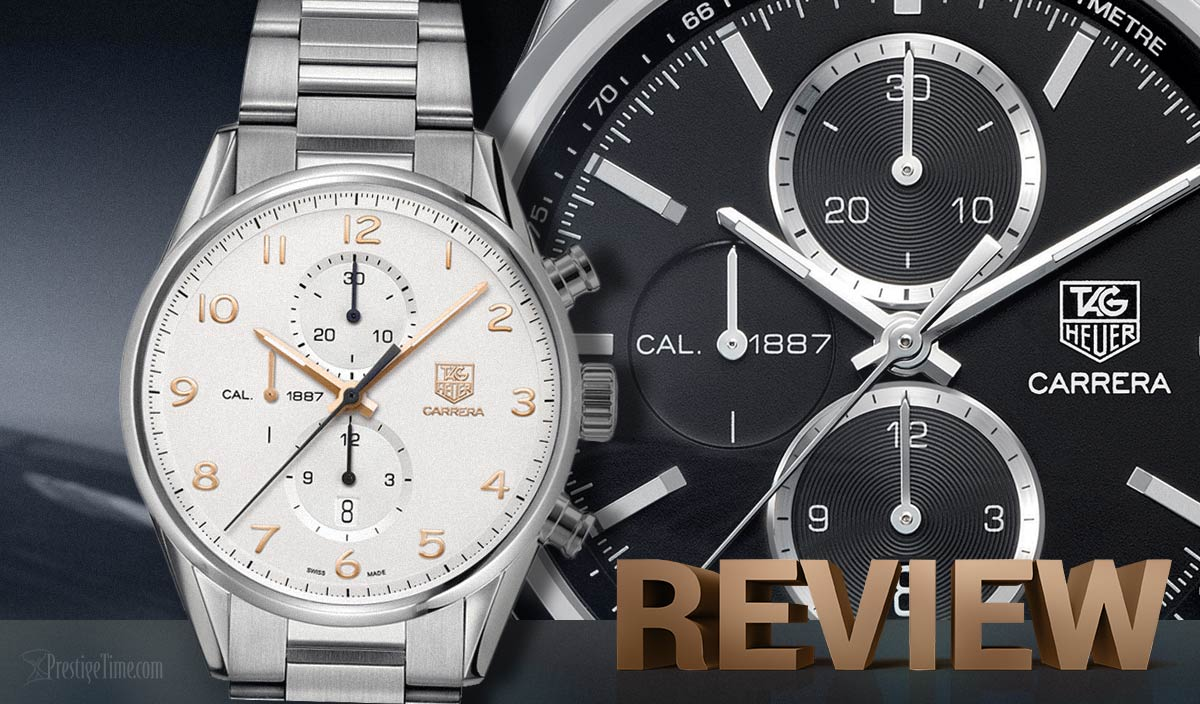 TAG Heuer Carrera 1887 Review