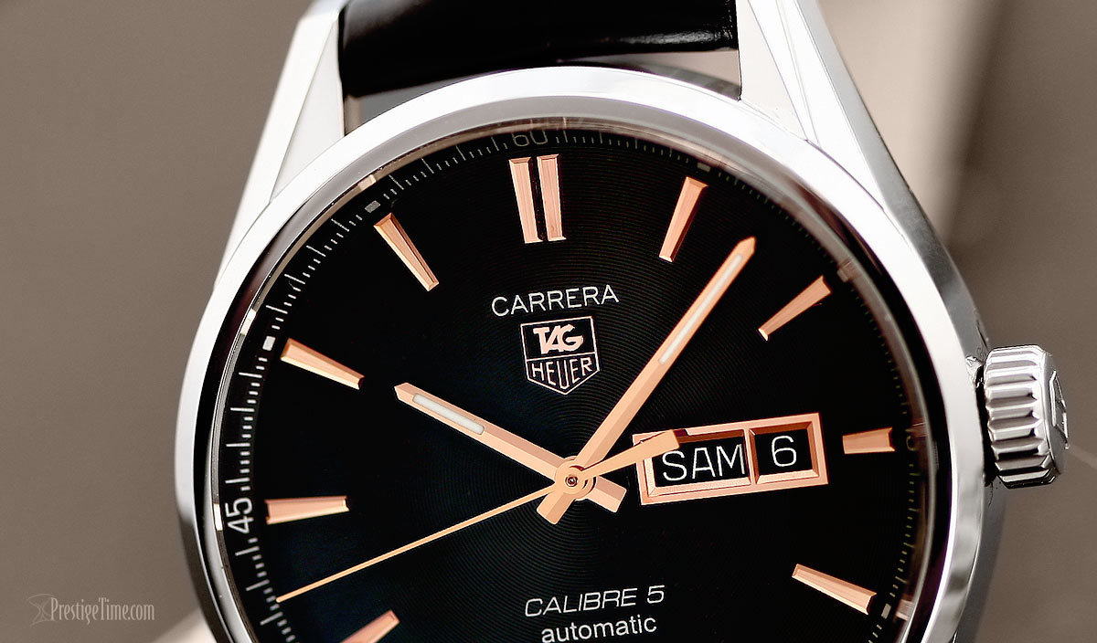 Tag Heuer Carrera Caliber 5 Day Date