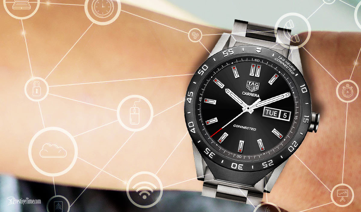 TAG Heuer Conneted Smartwatch
