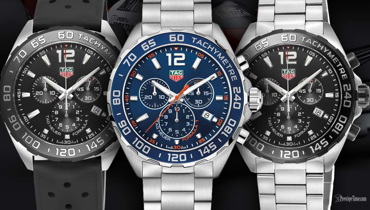 ce3a6f619d07 Full Review of the 3 Most Popular TAG Heuer Watches for 2019