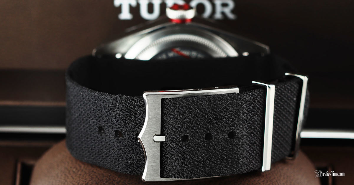 Turdor Black Bay 41mm Review Strap