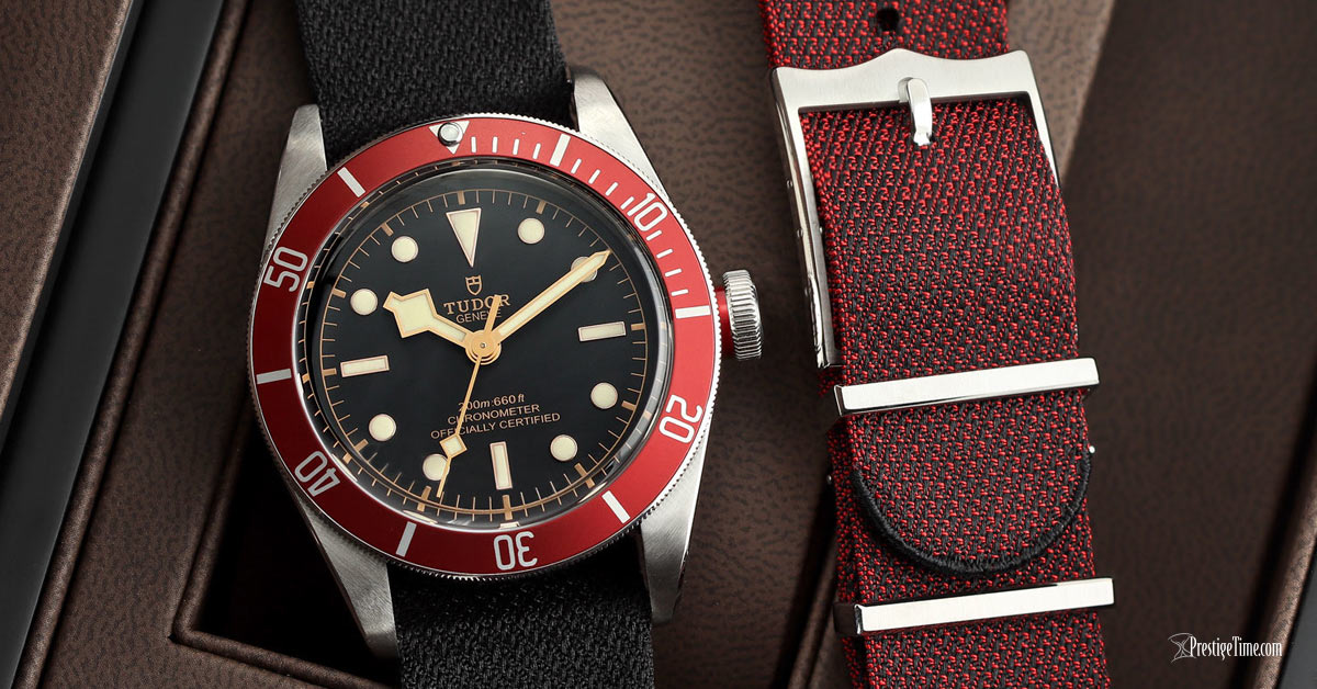 Tudor Black Bay 41mm Review