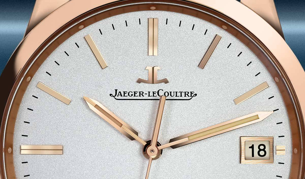 Jaeger LeCoultre Geophysic True Second