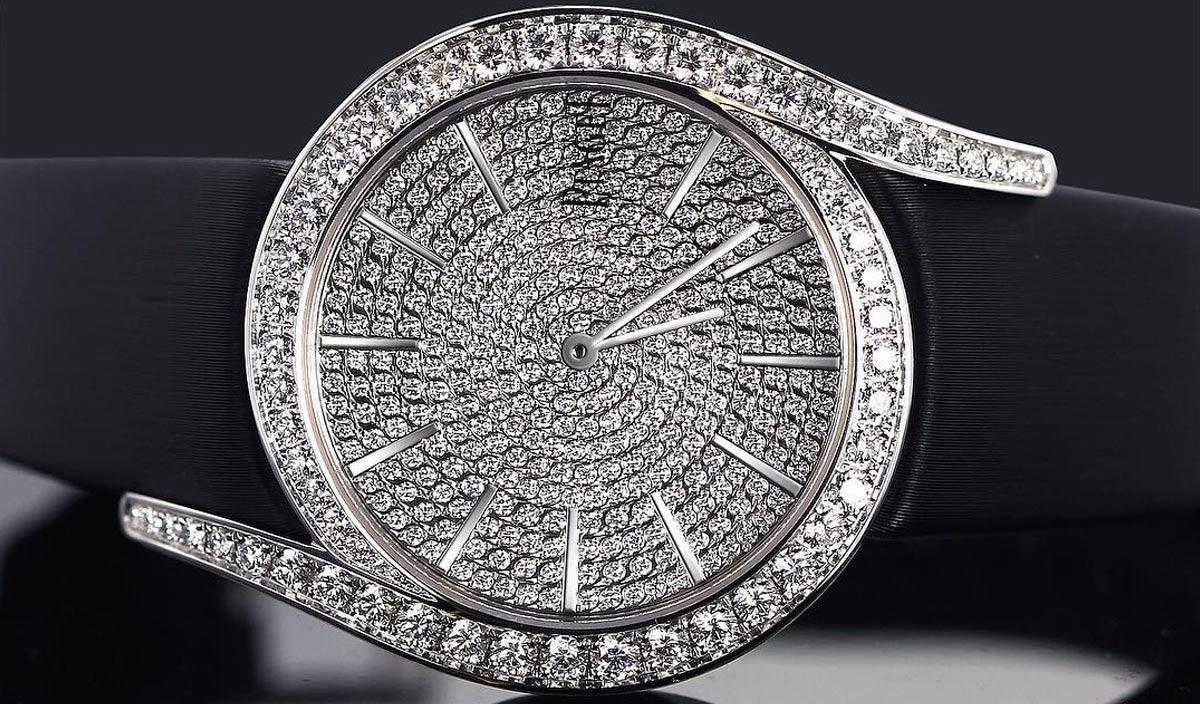 Piaget Limelight Gala 38mm 18kt gold diamond dial