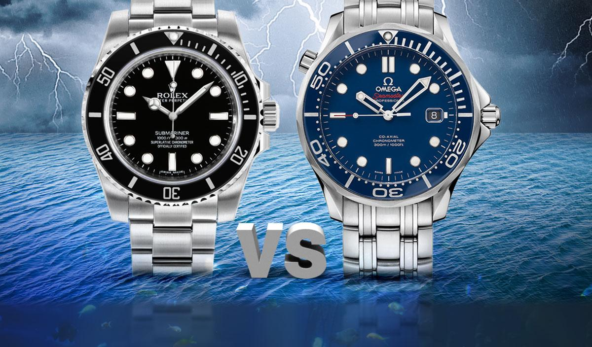 Omega Seamaster Vs Rolex Submariner Which Is Better