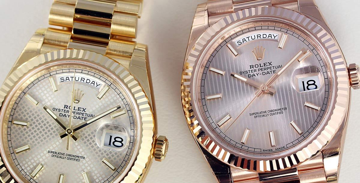 Rolex Presidents Day-Date Watch