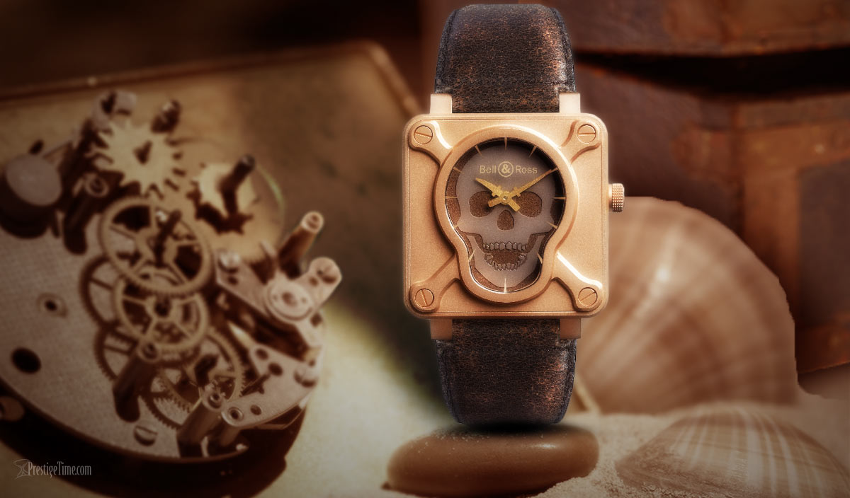 Bell & Ross Pirate watch