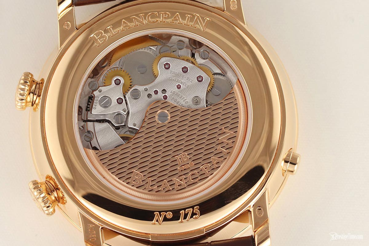 blancpain in house caliber 1240h