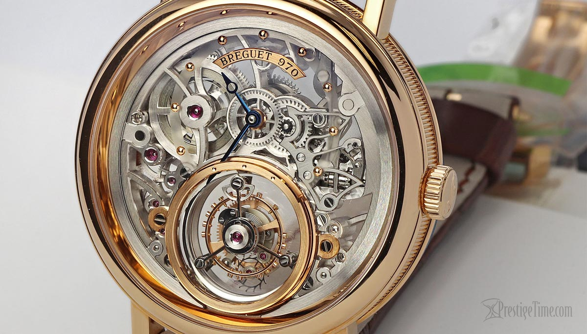 Breguet Tourbillon Watch