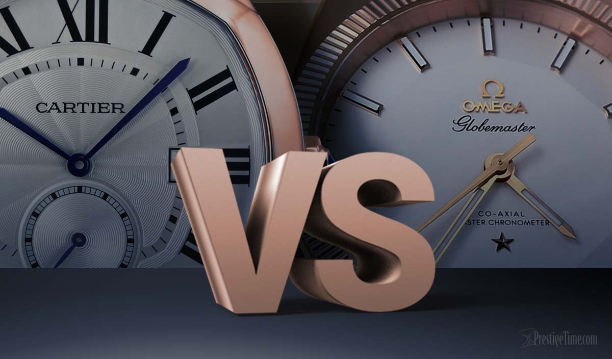 Cartier VS Omega | Which is Best?