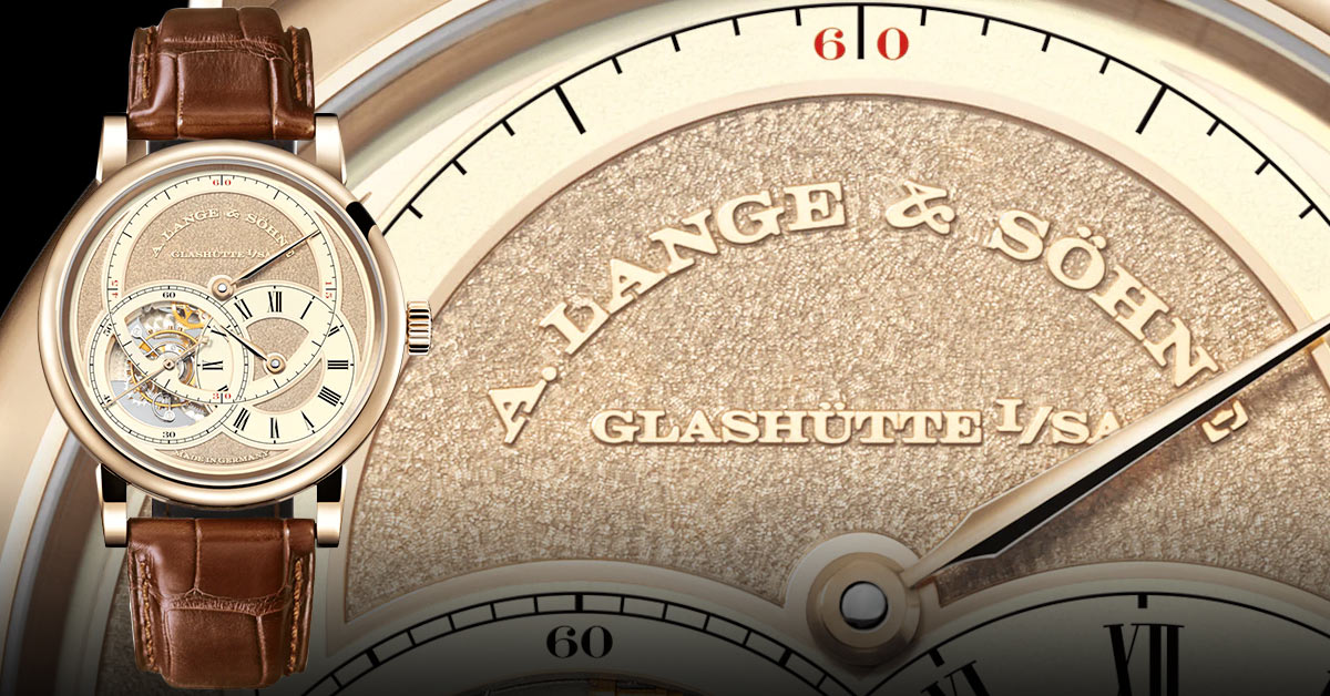 honey gold a lange and sohne