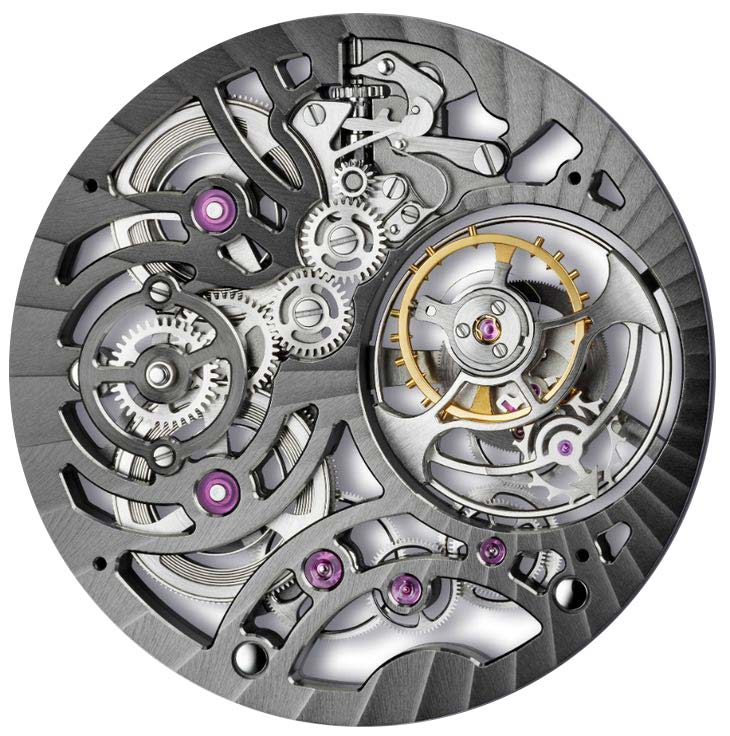 rubies in the watch movements jewels