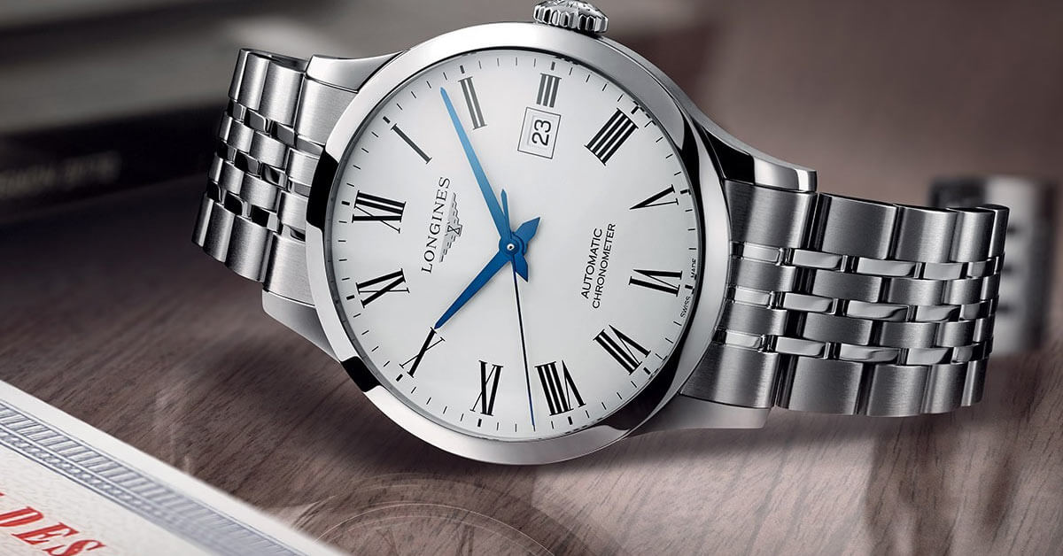 longines cosc certified chronometer record