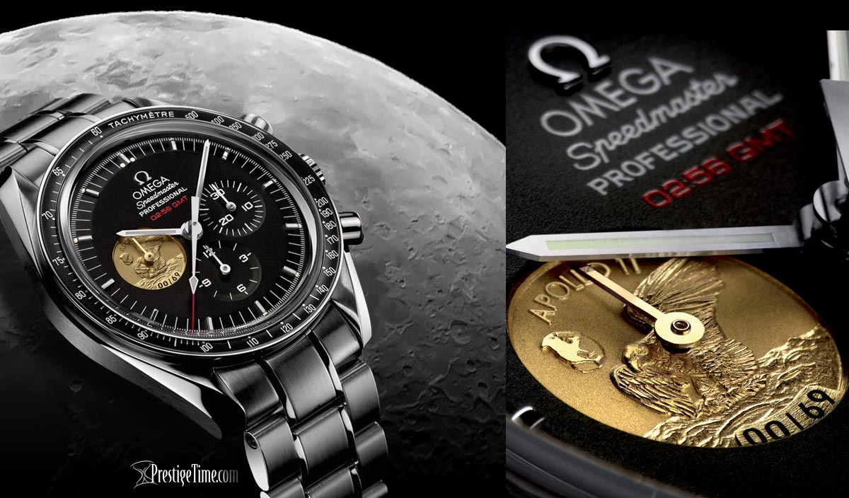 Omega Moonwatch Dawn Of The Space Age