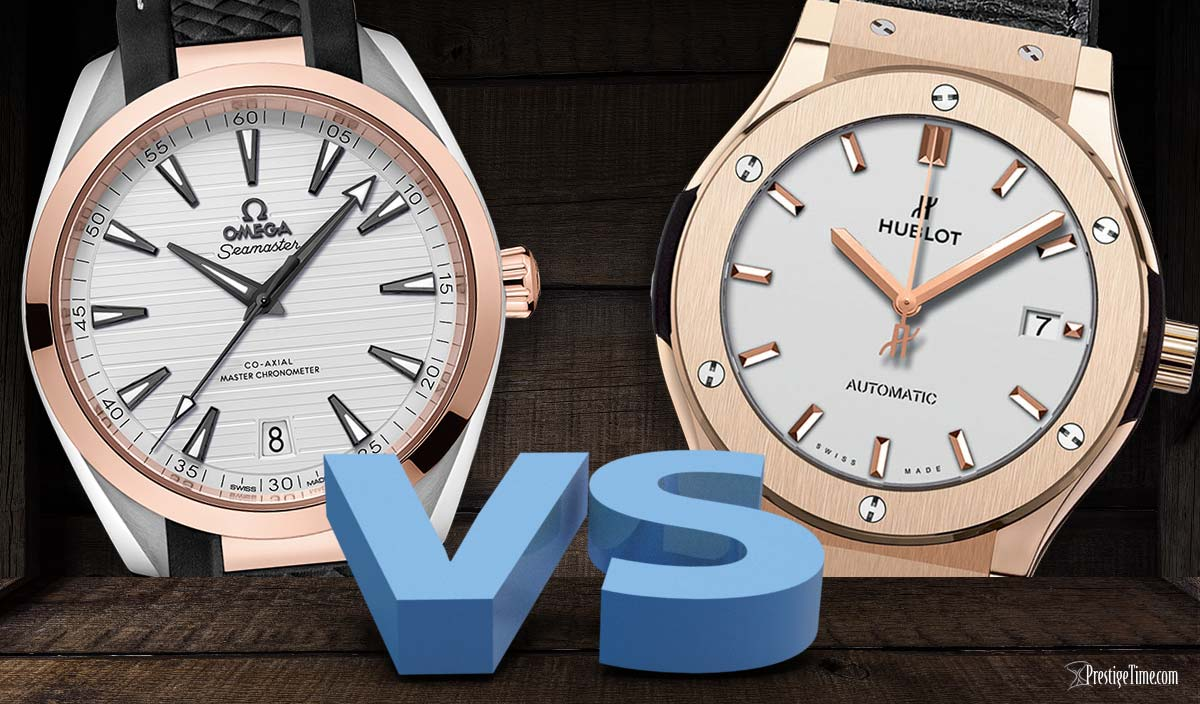Omega VS Hublot Watches - Which is Best?