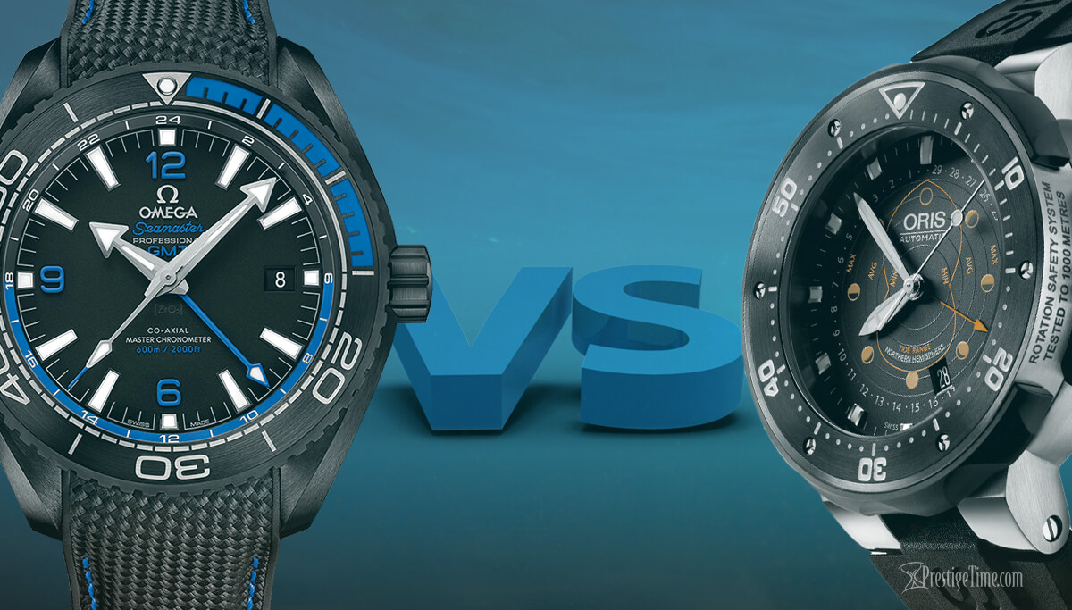 Oris VS Omega: Which is Better?