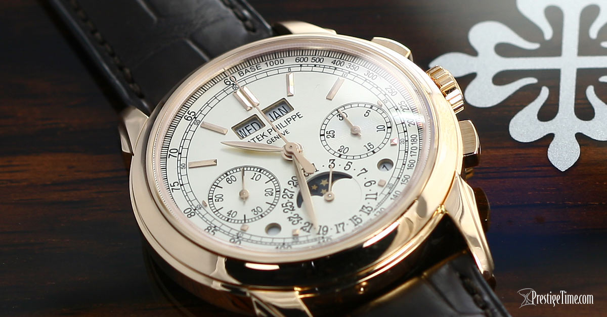 patek philippe high complication watch