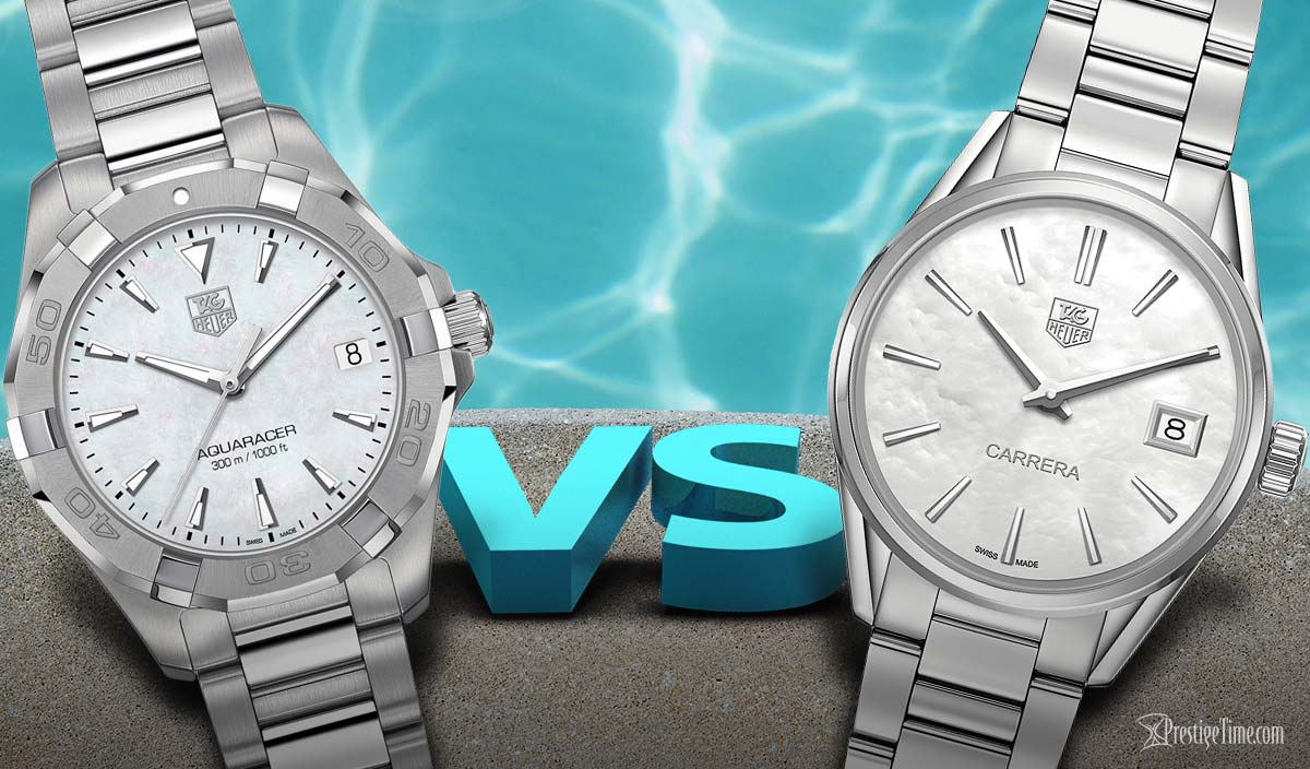 3b2c5818554 TAG Heuer Ladies Aquaracer VS Carrera: Which is Better?