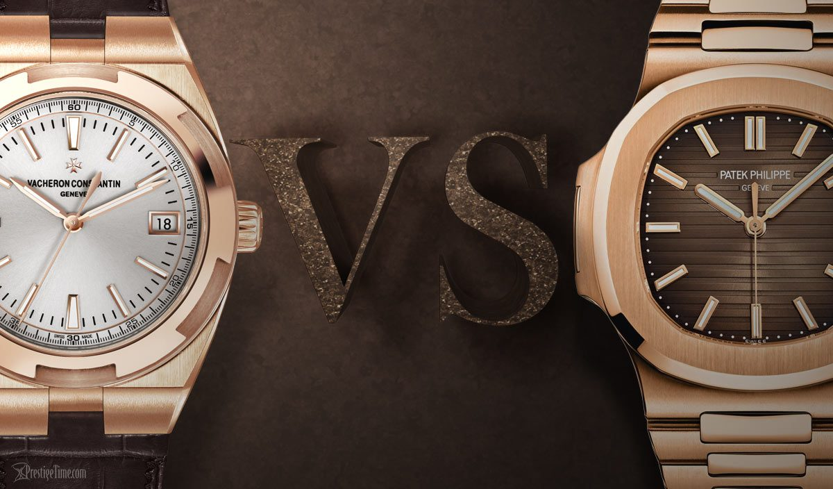 Vacheron Constantin VS Patek Philippe: Which is Best?
