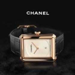chanel watch. chanel boy friend watch e