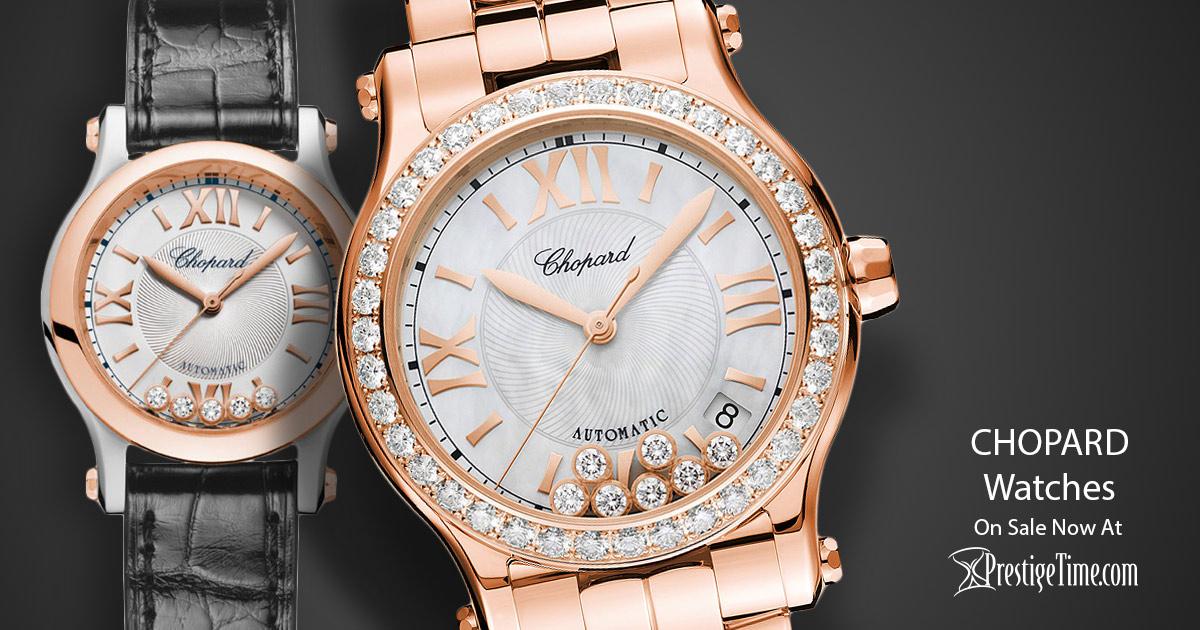 708ee1cec Chopard Watches   PrestigeTime.com™