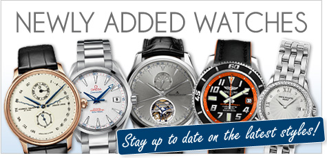 Newly Added Watches