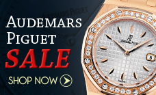 Audemars Piguet Watches on Sale