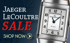 Jaeger LeCoultre Watches on Sale