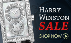 Harry Winston Watches on Sale