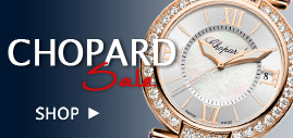 Chopard Watches on Sale