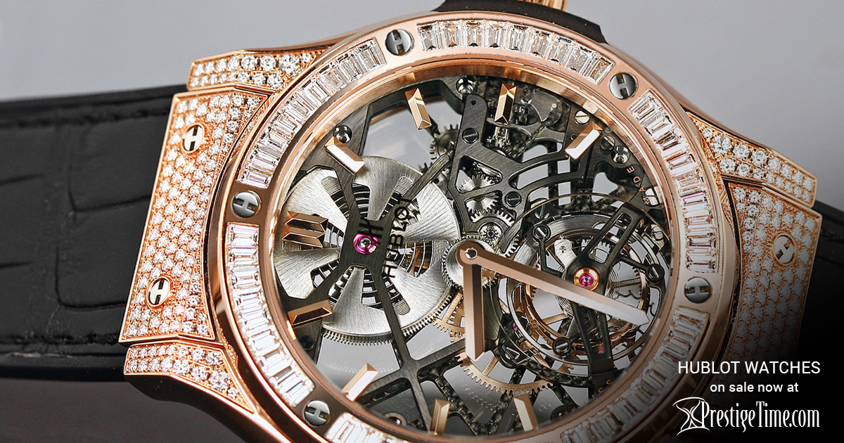 b21bd694be1 Hublot Watches at Discounted Prices