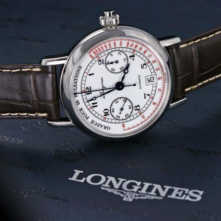 42ca37c2b10 Longines Watches Discounted Prices | PrestigeTime.com™