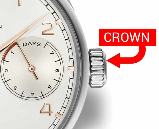Watch Crown