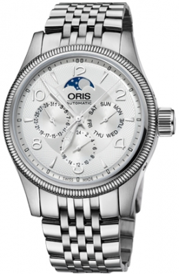 Oris Big Crown Complication 40mm 01 582 7678 4061-07 8 20 30