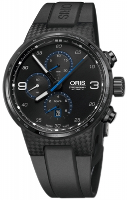 Oris Williams F1 Team Chronograph Date 44mm 01 674 7725 8764-07 4 24 50BT