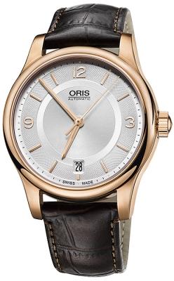 Oris Classic Date 37mm