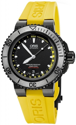 Oris Aquis Depth Gauge 46mm 01 733 7675 4754-Set RS