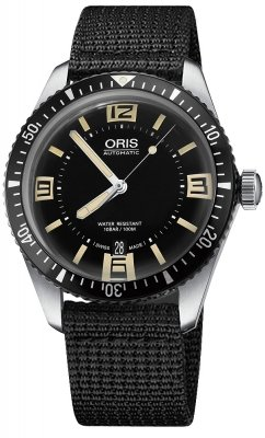 Oris Divers Sixty-Five 40mm 01 733 7707 4064-07 5 20 24