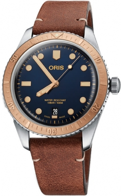 Oris Divers Sixty-Five 40mm 01 733 7707 4355-07 5 20 45