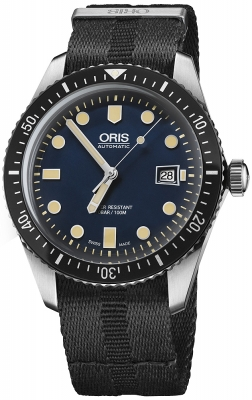Oris Divers Sixty-Five 42mm 01 733 7720 4055-07 5 21 26FC